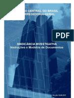 BACEN-SindicanciaInvestigativa-InstrucoeseModelosdeDocumentos