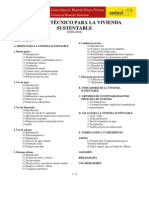 Manual de Vivienda Sustentable