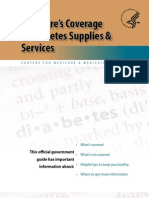 Medicare Coverage of Diabetes