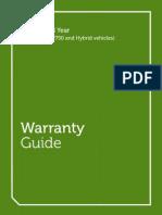 2012 Warranty