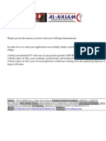 Al Najam Supporting Documents
