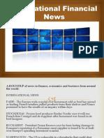 International Financial News