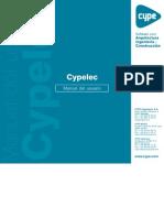 Cypelec Manual de Usuario _ Cype _ Soft Para Arquitectura Ingenieria y Construccion