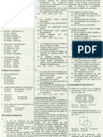 Solucionario de Examen de Admisión UNFV 2007