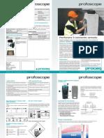 Proceq Brochure Pacometro