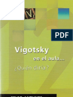 Vigotsky en El Aula - Celso Antunes