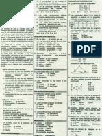 Solucionario de Examen de Admisión UNFV 2006