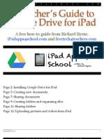 Google Drive for iPad