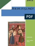 MESTER DE JUGLARÍA EL CID TEÓRICO