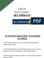 TQM - Jet Airways