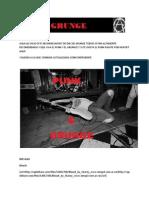 Aqui Les Dejo Este Archimegapost de Discos Grunge Todos Estan Altamente Recomendado y Que Viva El Punk y El Grunge