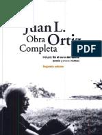 Juan L Ortiz - Obra Completa