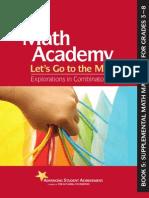 Math Academy Mall