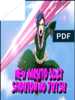 New Naruto 3D&T - Shouton No Jutsu