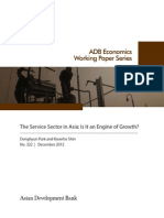 The Service Sector in Asia