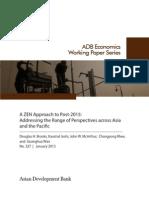 A ZEN Approach to Post-2015