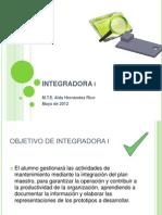 Presentacion Integradora I
