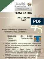 1. Estadìstica Básica-Tema Proyecto