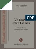 Un Ensayo Sobre Gramsci