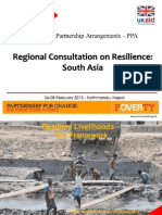 D1 07 CA Resilient Livelihoods Framework-Part02 RichardEwbank 06Feb2013