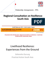 D1 04 PracticalAction-Livelihood Resilience-Gehendra 06Feb2013