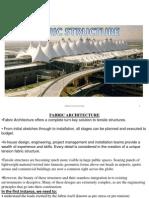 Fabric Structurefabric structure