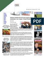 05-02-13 Gente y Poder - Roberto Sandoval traerá más apoyos para municipios con rezagos_ Gianni Ramírez