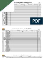 (EVITA)Formulario SIS Mensual 1er Nivel Para Unidades Aplicativas