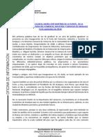 PALABRAS ALCALDESA INAUGURACIÓN III FERIA DEL COMERCIO,INDUSTRIA Y SERVICIOS