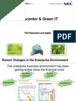 1 Data Center Green IT Presentation UK