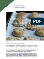 Biscoito de Feta e Varias Em Gluten