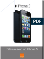iPhone 5 - Dites-le avec un iPhone 5