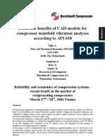 CAD Models Compressor Manifold Analysis [Burckhardt]