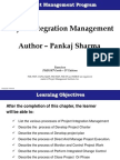 Chapter 2 - Project Integration Management