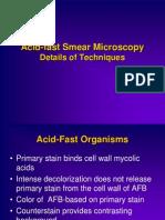 Acid-fast Microscopy DetailsTechniques2.ppt