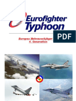 [Aviation] Eurofighter Typhoon