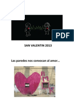Paredes y Post-it Para Enamorar