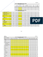 Proforma for Fieldff Organization