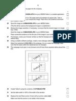IGCSE, ICT, Website Authoring, Past Paper