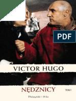 Nedznicy Tom I - Wiktor Hugo