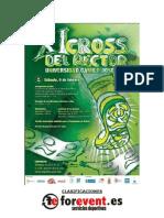 Clasificaciones Cross Rector UCJC