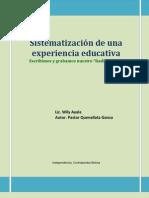 Sistematizacion de Experiencia Educativa