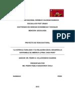 Plan de Tesis Doctoral Pepasa Actualizado