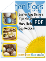 Easter Eggs Easter Egg Designs Tips for Perfect Hard Boiled Eggs Egg Recipes.pdf