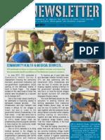 CFK Activity Report Newsletter Jul-Sep 2011