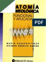 Figun - Anatomía Odontologica Funcional y Aplicada.virgencitadelospacientes