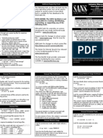 Intrusion Discovery Linux Cheat Sheet
