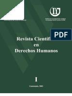 ASIES Revista de Derechos Humanos I, 2003