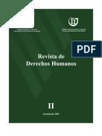 ASIES Revista de Derechos Humanos II, 2004