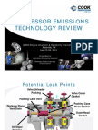 Compressor Emissions Technology Review